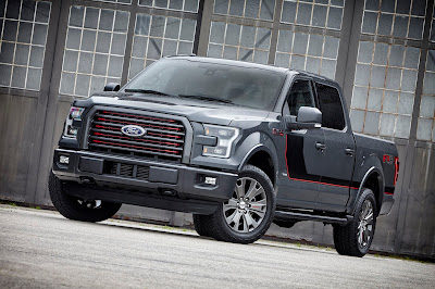 The Exciting 2016 F-150 Continues To Dominate The Truck Industry