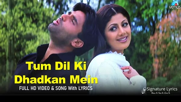 Tum Dil Ki Dhadkan Mein Lyrics - Dhadkan