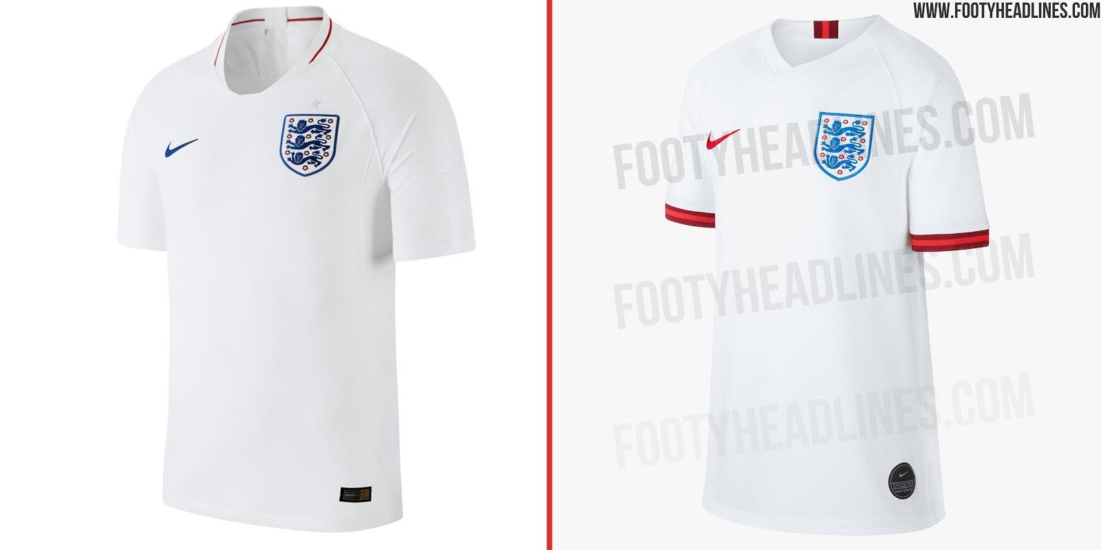 Which Are Better  Nike England 2018 Men s vs 2019 Women s World ... 49da99250