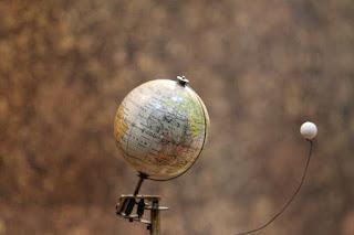 Globe and Moon - Photo by Anne Nygård on Unsplash