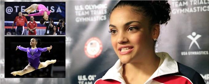 Gimnasta boricua de 16 años brilla en equipo de EEUU y competirá  en las olimpiadas de Brasil