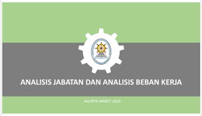 Analisis Jabatan Dan Analisis Beban Kerja ASN