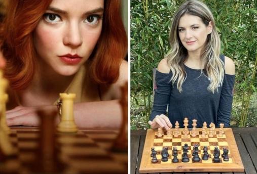 Entretien avec Sophie Milliet, sextuple championne de France d'échecs