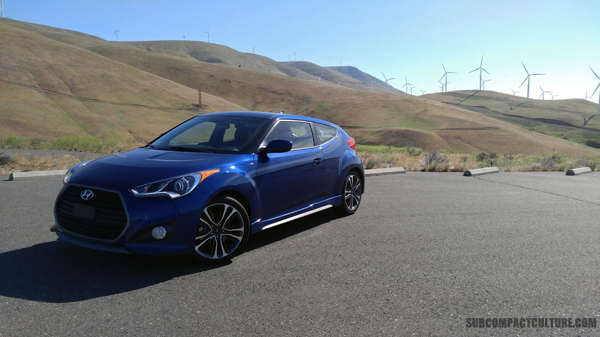 review 2016 hyundai veloster turbo r spec subcompact culture the small car blog. Black Bedroom Furniture Sets. Home Design Ideas
