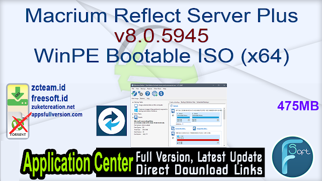Macrium Reflect Server Plus v8.0.5945 WinPE Bootable ISO (x64)_ ZcTeam.id