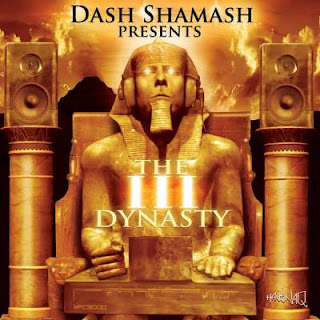 Dash Shamash - The III Dynasty (2017) -  Album Download, Itunes Cover, Official Cover, Album CD Cover Art, Tracklist