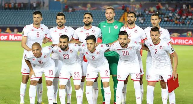 تشكيل منتخب تونس امم افريقيا 2019 عبر سوفت سلاش