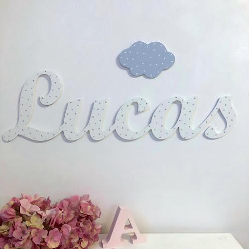 nombre de niño LUCAS