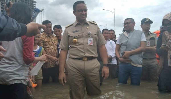 PKS Nilai Program Anies Atasi Banjir Sudah Tepat
