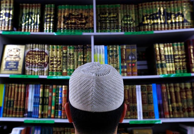 Belajar Islam secara menyeluruh