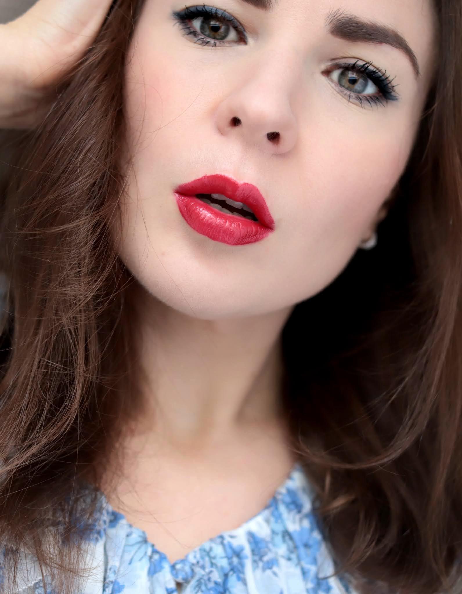 Nars Iconic Lipstick Bad Reputation