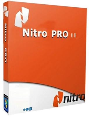 NITRO PDF PRO 11 + CRACK