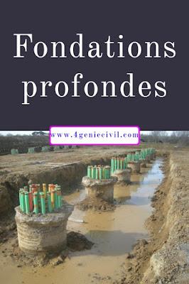 Les fondation profondes pdf