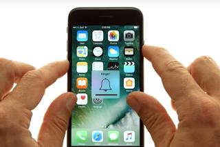 iphone 7 hard reset Factory Default