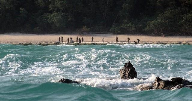 जो यहाँ जाता है मारा जाता है - भारत का उत्तरी सेंटीनली द्वीप
