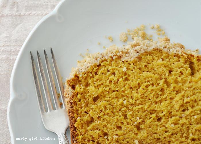 Pumpkin Bread, Pumpkin Streusel Bread, Pumpkin Recipes, High Altitude Pumpkin Bread