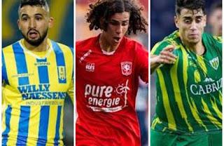 زروقي طوبا و خاسف تعرف على لاعبي المنتخب الجزائري الجدد
