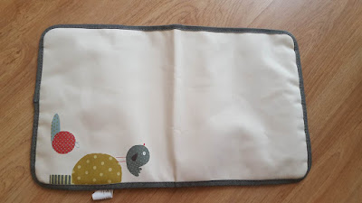 Upcycled tablet cover
