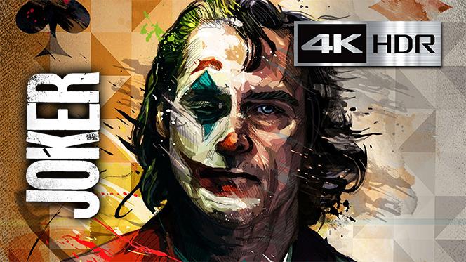 Joker (2019) REMUX 4K UHD [HDR] Latino-Ingles