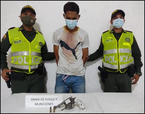 https://www.notasrosas.com/En 'Cinco Esquinas', de Valledupar: capturado un hombre con dos cartuchos y arma de fuego ilegal