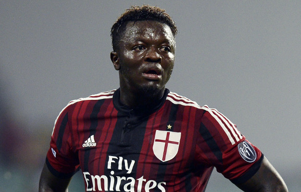 "Alfred Salomon ""Ali Sulley"" Muntari"