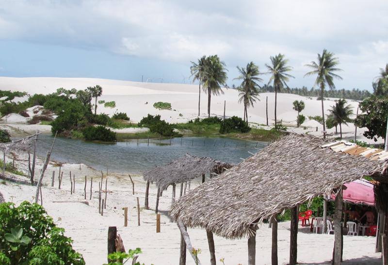 Tudo sobre a Praia da Barrinha, Jericoacoara