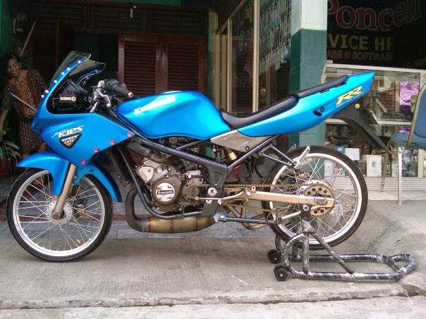 Modifikasi Ninja 150