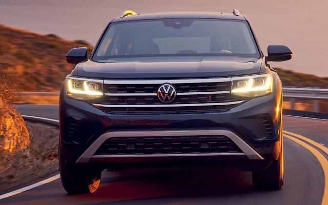 Novo VW Atlas 2021