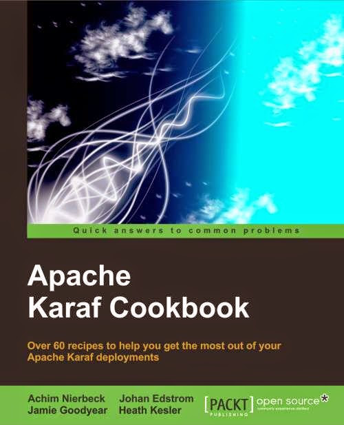 I code by the sea.: Apache Karaf Cookbook now available for pre-order!