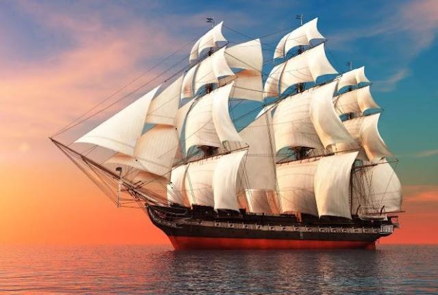 أقدم 10 أنواع السفن في التاريخ