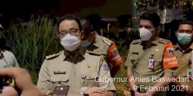 Warga Cipinang Melayu Bebas Banjir, Anies Baswedan: Atas Izin Allah, Ikhtiar Kami Dimudahkan