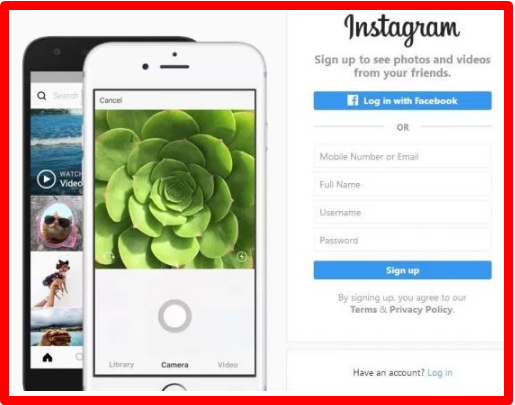 How Do I Login to Instagram With Facebook