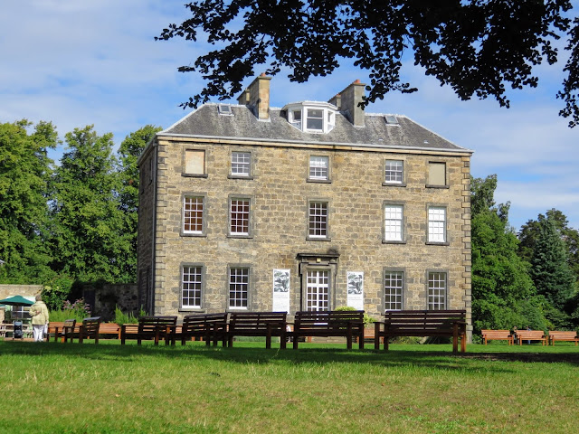 Inverleith House Gallery at the Royal Botanic Garden Edinburgh