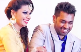 Malaysian Indian Wedding Dinner Highlights of Navin & Srilatha