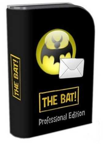 The Bat! Professional 9.1 poster box cover