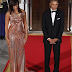PHOTO: See First-lady, Michelle Obama's Custom-made Versace Gown That Has Got People Talking