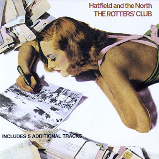 Hatfield and the North - 1975 - The Rotters' Club