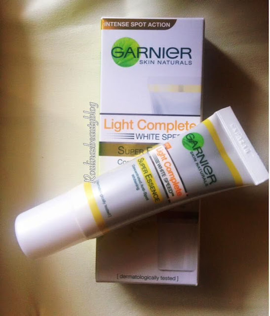 Garnier Light Complete White Speed