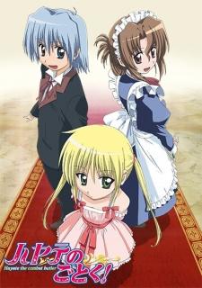 Hayate no Gotoku! Episode 01-52 [END] MP4 Subtitle Indonesia