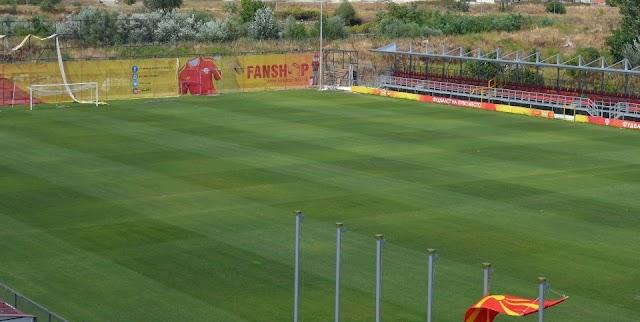 Qualifikationsrunde zur Europa League: Rabotnicki gegen Tre Penne