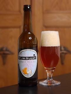 Vinter Pale Ale fra Det Lille Bryggeri