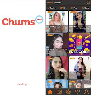 Chums Live Show Apk