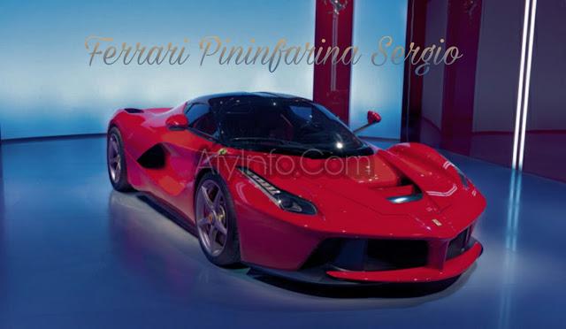 Gambar Mobil Ferrari Pininfarina Sergio