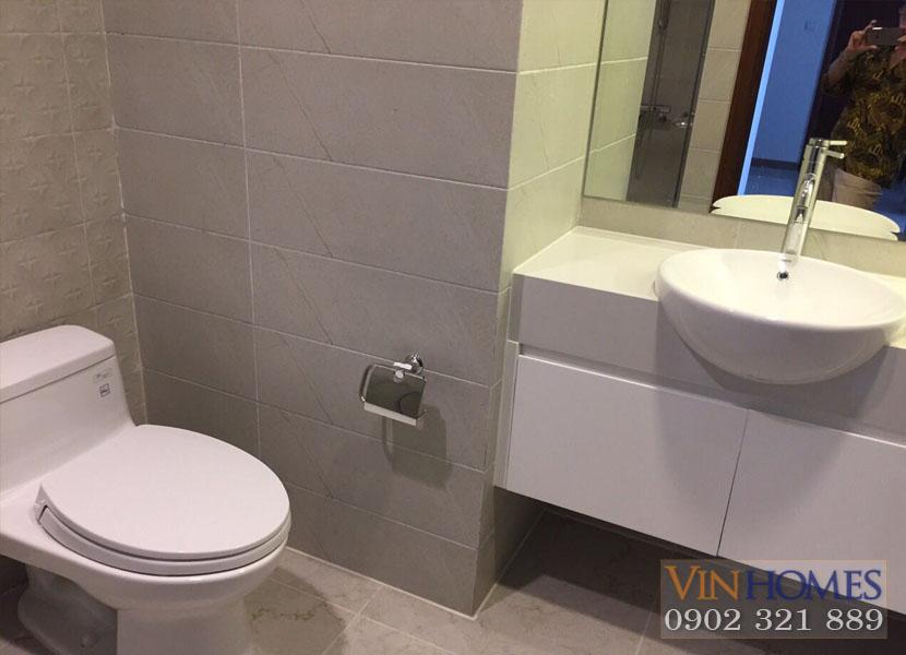 WC 2 - căn hộ vinhomes central park