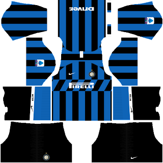 İnter 2019 - 2020 DLS/FTS Dream League Soccer Kits and Logo