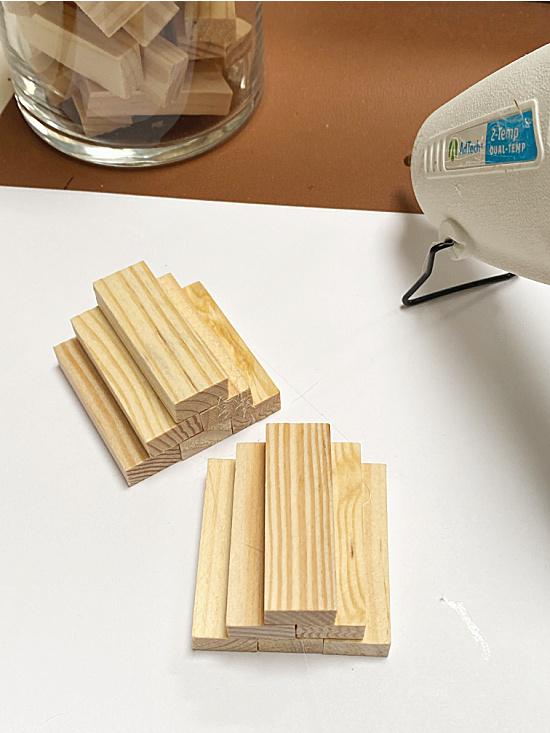 stacking tumbling blocks