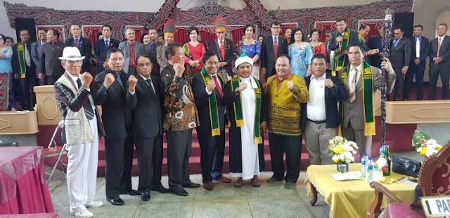 DPP Pomparan Rajagukguk Sedunia Dideklarasikan