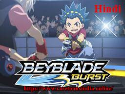 Beyblade Burst Season 1 Episodes Hindi Dubbed Download HD