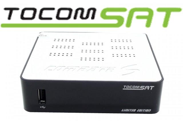 Tocomsat Combate S Limited Edition Atualização Patch - 24/08/2021