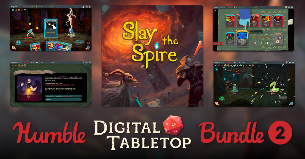Humble Digital Tabletop Bundle 2 - 10美金7款遊戲 - 免費 Steam 遊戲 - 免費序號,超值組合包